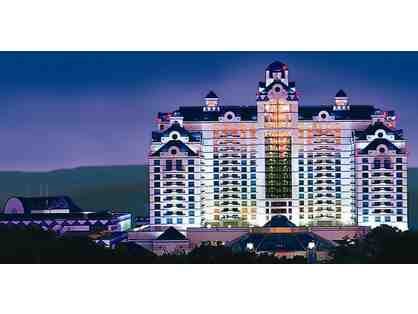 1 Night Stay at Foxwoods Casino