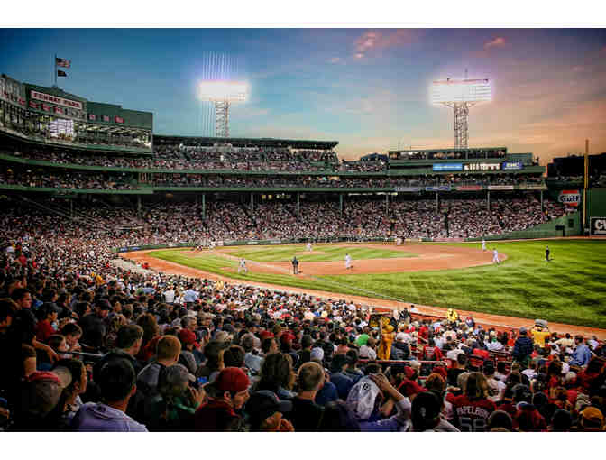 2 Red Sox Tickets