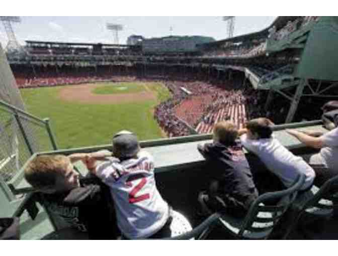 4 Right Field Roof Deck Red Sox Tickets