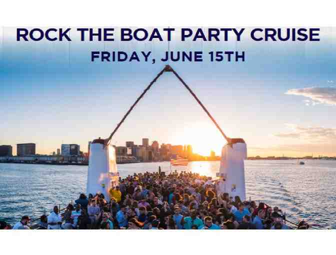 1 Year BSSC Membership & 2 Party Cruise Tickets