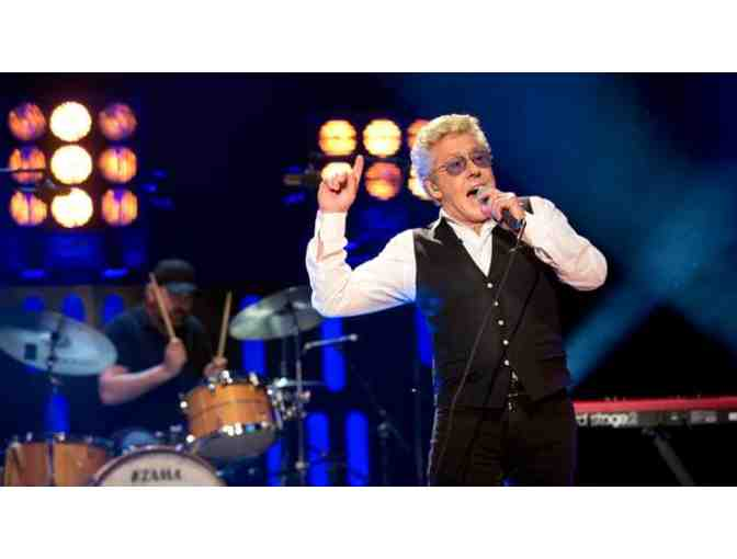 Meet and Greet with The Who's Roger Daltrey
