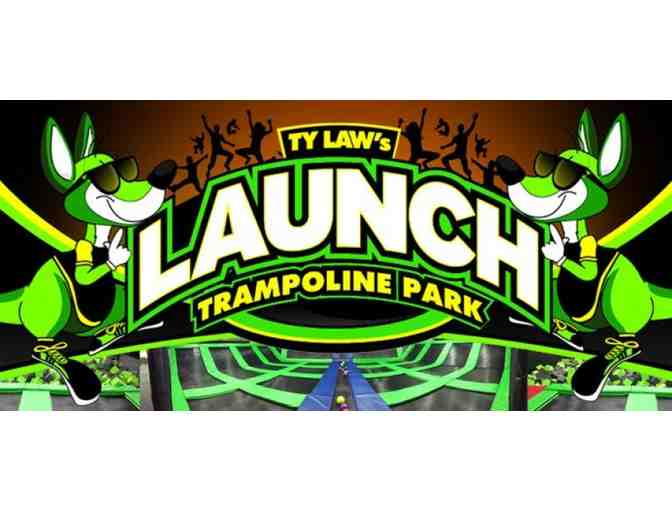 Family fun: Dave & Buster's and Launch Trampoline Park