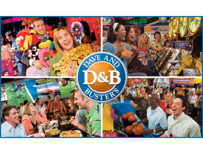 Family fun: Dave & Buster's and Providence Children's Museum
