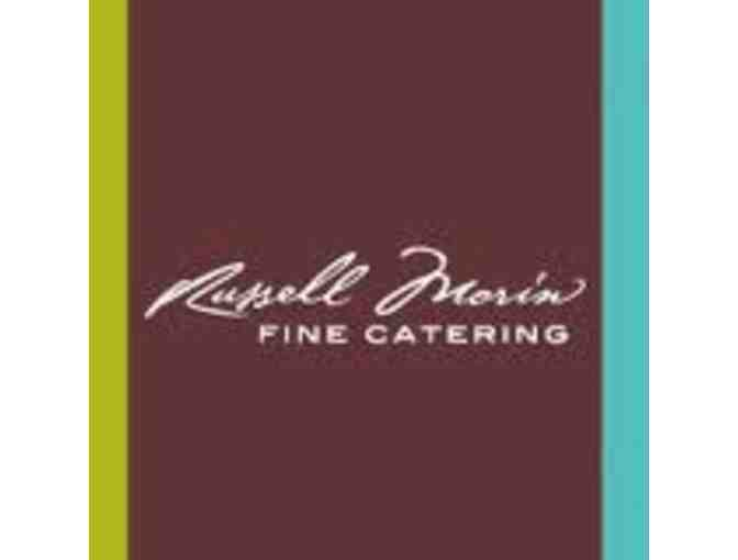 $500 towards Russell Morin Fine Catering!