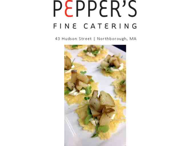 New England Clambake for 20 guests by Pepper's Fine Catering