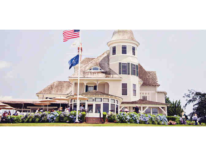 Newport Getaway: Castle Hill Inn, The Bodhi Spa, Fluke Wine Bar & Kitchen