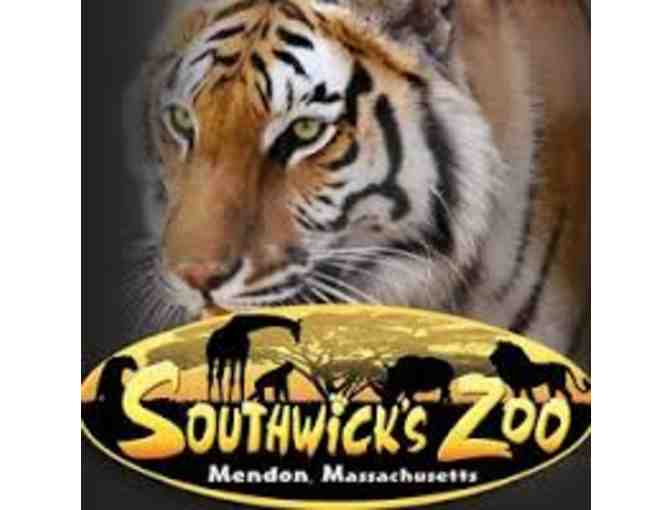 Southwick Zoo and Hampton Inn