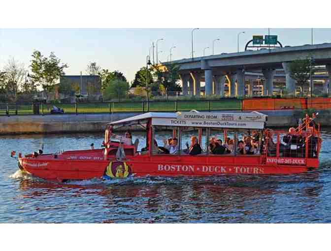 Boston Bound: Boston Duck Tours, Top of the Hub, Museums and More!