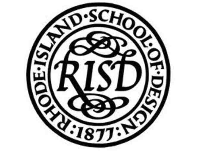 The Rhode Island School of Design Experience!