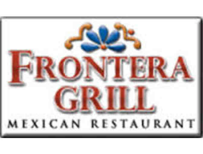 Frontera Grill Mexican Restaurant and Buttonwood Park Zoo