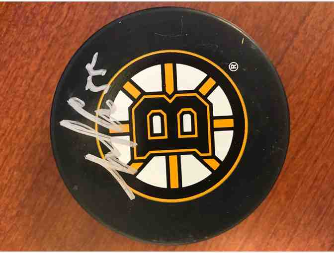 Providence Bruins, Flex Tix, Boston Bruins signed puck and Angelo's Civita Farnese