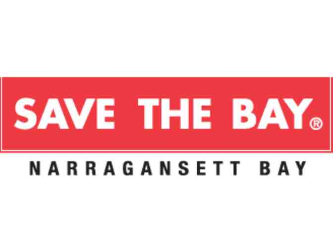 Save The Bay Package and Fish Sculpture