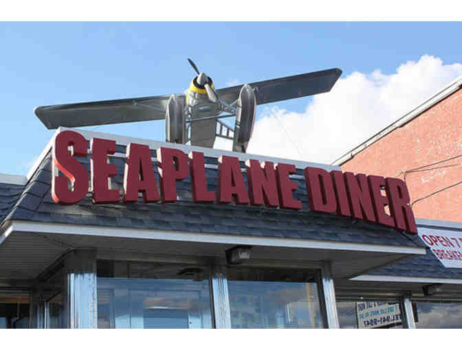 Seaplane Diner and an Iggy's Gift Basket