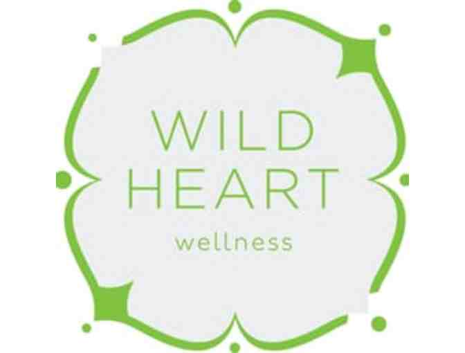 Wild Heart Wellness Massages