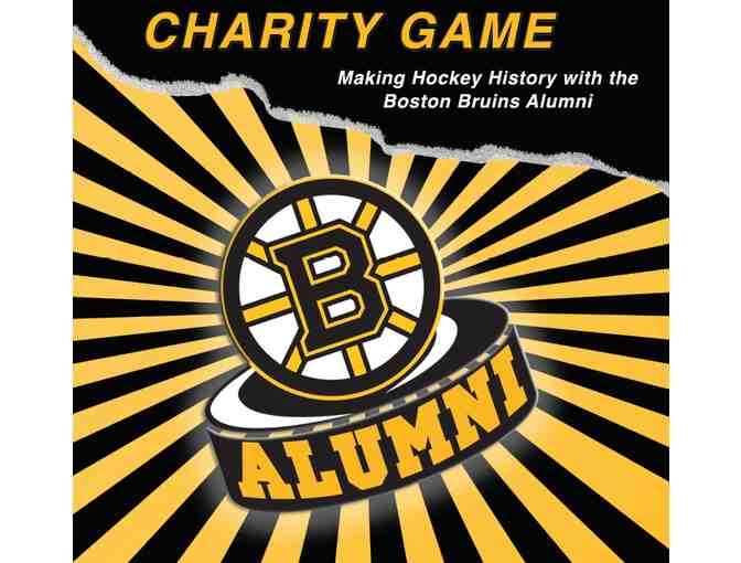 Boston Bruins Alumni Charity Game