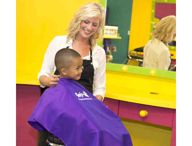 Haircuts at Paul Mitchell, the School and Snip-Its Haircuts for Kids - Photo 2