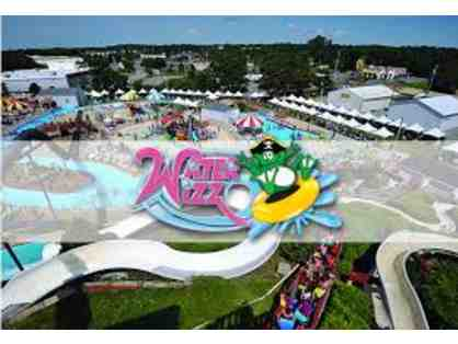 Two (2) All-Day Passes to Water Wizz in East Wareham, MA