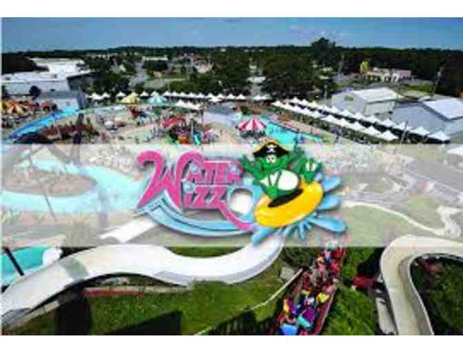 Two (2) All-Day Passes to Water Wizz in East Wareham, MA - Photo 1