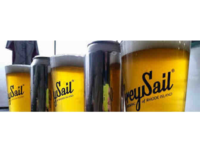 $25 Gift Certificate to Grey Sail Brewery - Photo 1