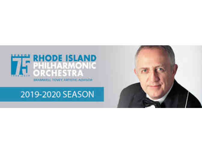 Two (2) Tickets to the RI Philharmonic 2019/20 Rush Hour Concert - Photo 1
