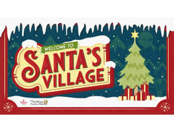 Pure Joy. Family Style - Admission for Two (2) at Santa's Village - Photo 1