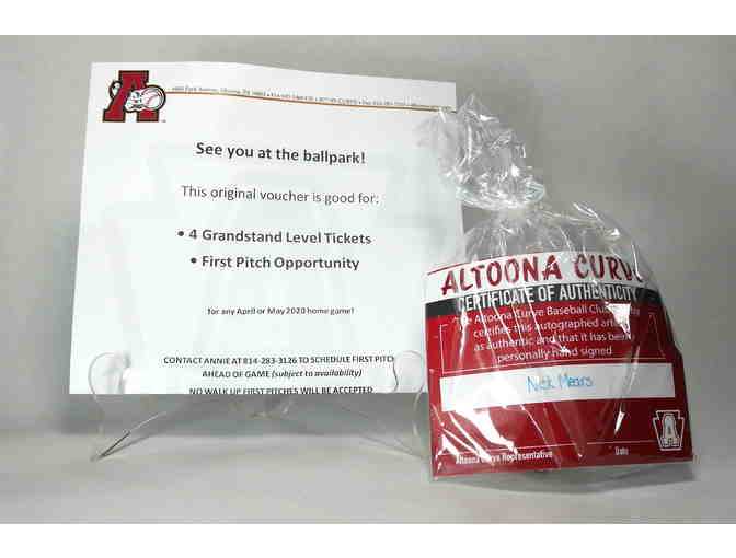 Altoona Curve Item Package - Photo 1