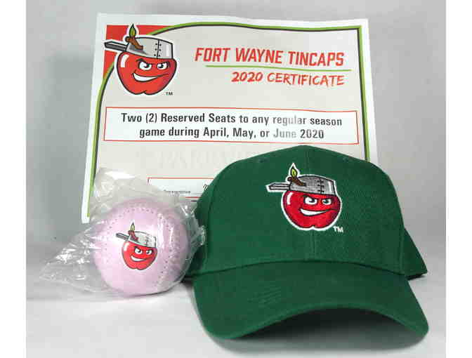 Fort Wayne Indiana Tin Caps Item Package - Photo 1