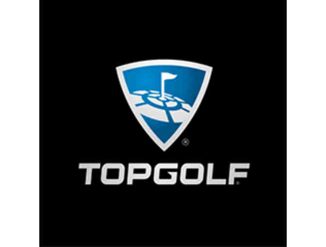 Top Golf - Game Card