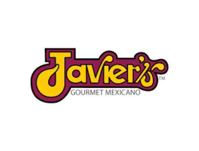 Javier's Gourmet Mexicano Gift Certificate