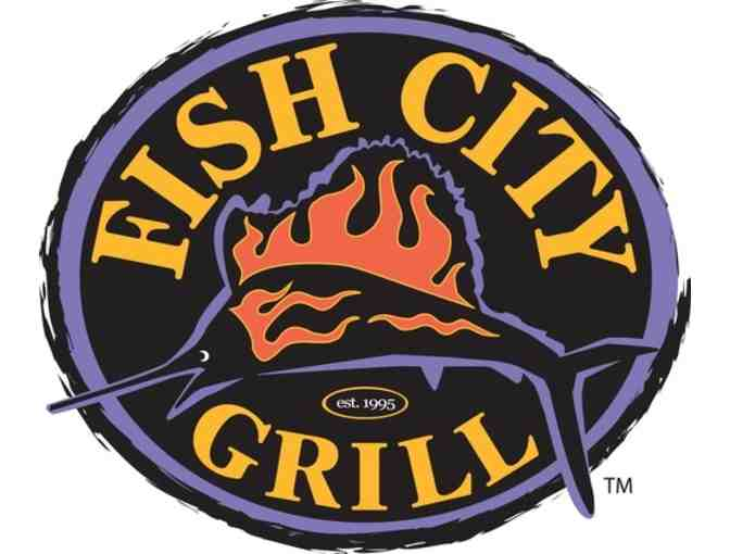 Fish City Grill Gift Certificate