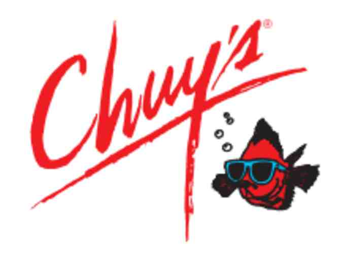 Chuy's Gift Certificate