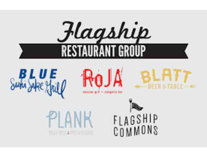 Flagship Restaurant Group, $25 Gift Card