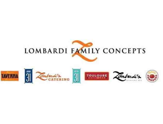 Lombardi Family Concepts - $100 Gift Card