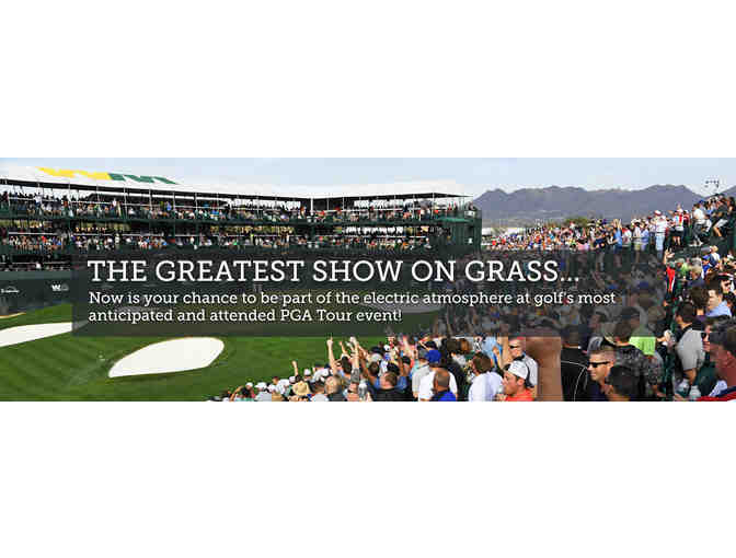 PGA 'Greatest Show on Grass' Experience