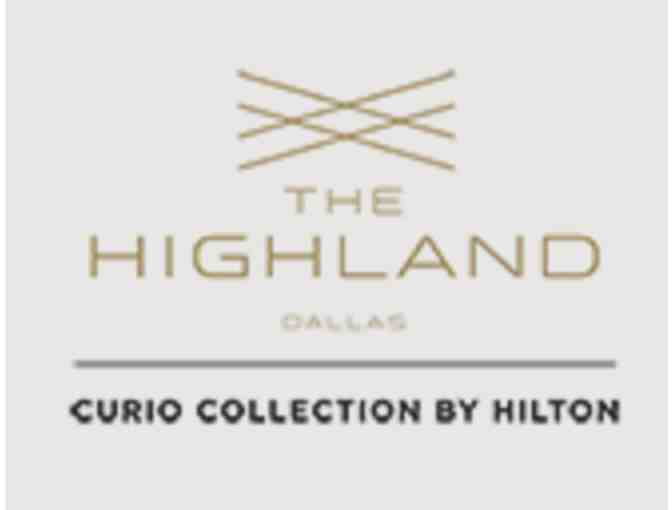 Highland Dallas Room on Night of Auction with Brunch!