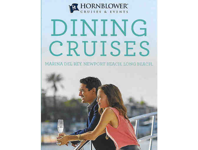 Hornblower Dining Cruise