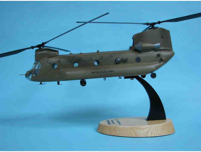 Chinook CH-47 Helicopter Model