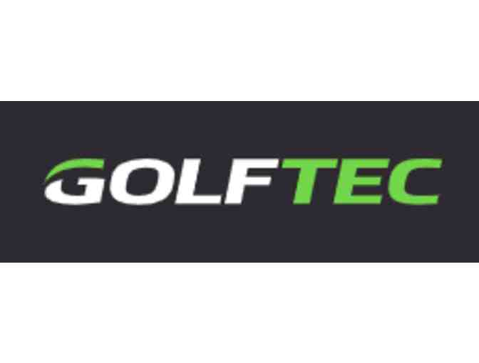 Golftec Swing Evaluation Gift Card