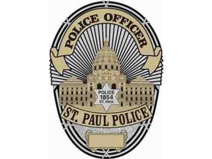 Saint Paul Police Ride Along
