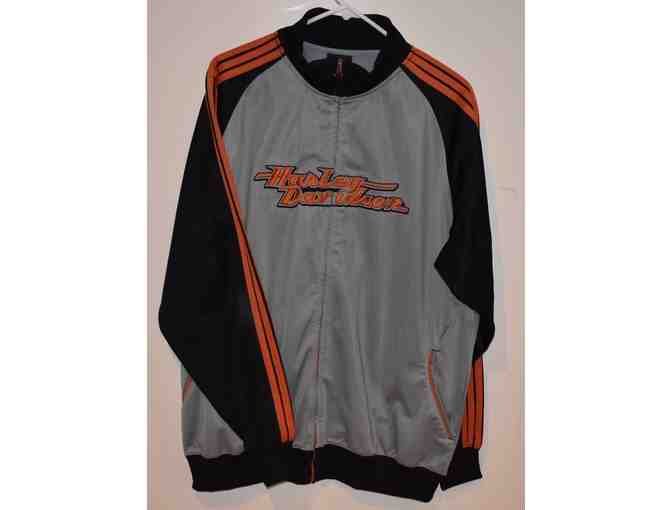 Harley Davidson Polyester Lightweight Zip up Jacket