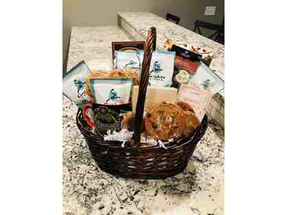 Caribou Coffee Break Basket, #12