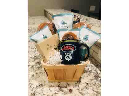 Caribou Coffee Break Basket, #13