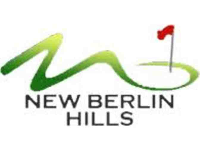 New Berlin Hills - Foursome - 18 Holes with Cart