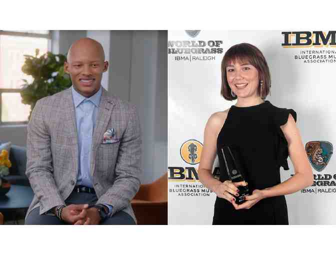 Virtual Lunch with Joshua Dobbs, NFL Quarterback & Private Concert with Molly Tuttle - Photo 1