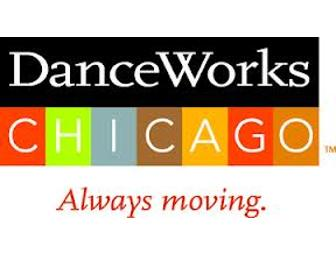 DanceWorks Chicago Performance on Saturday, April 27
