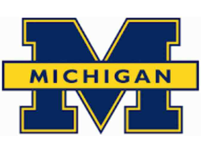 University of Michigan football - 2 tickets