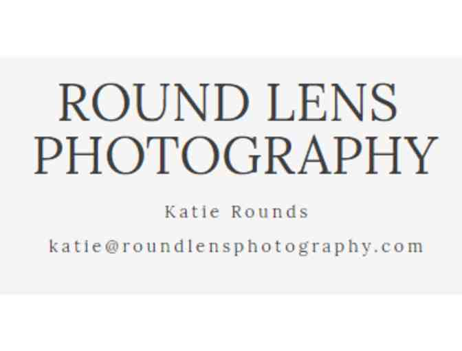 Round Lens Photography - A Family Photography Session