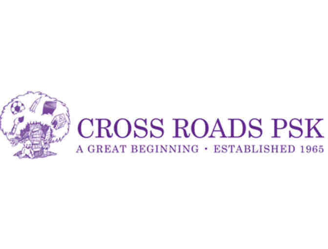 Cross Roads Pre-School & Kindergarten - 50% off One Year Tuition - up to $2,500