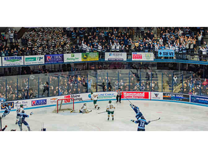 Two Season Tickets to Maine Hockey for 2019-2020 - Photo 1