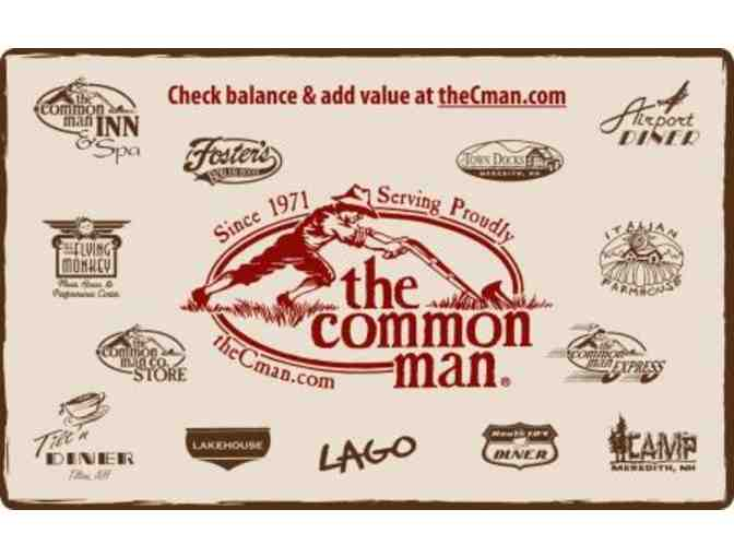 $25 Gift Card to the Common Man - Photo 1